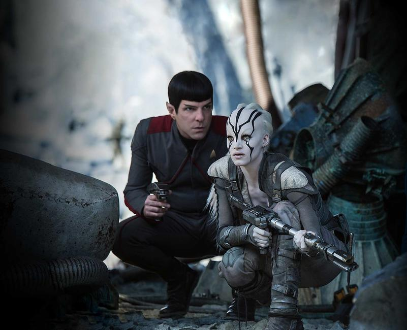 Star Trek Beyond Photos + Posters