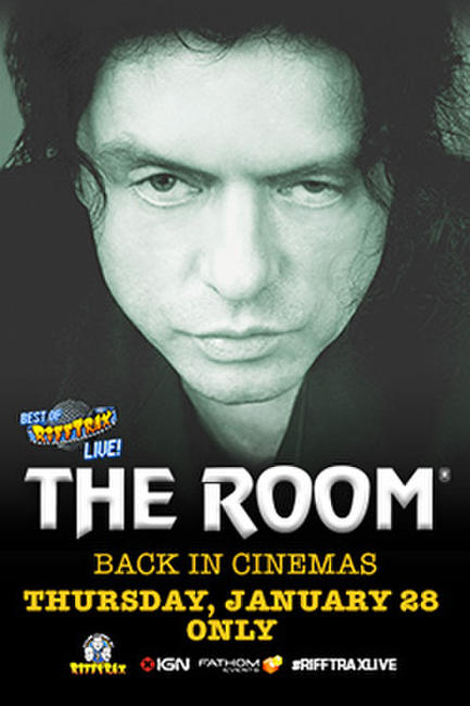 Best of RiffTrax: The Room Photos + Posters