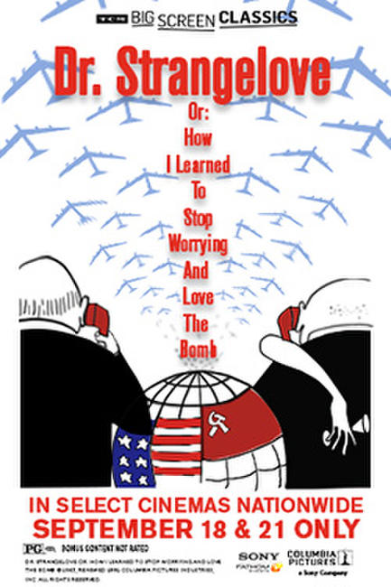 Dr. Strangelove presented by TCM Photos + Posters