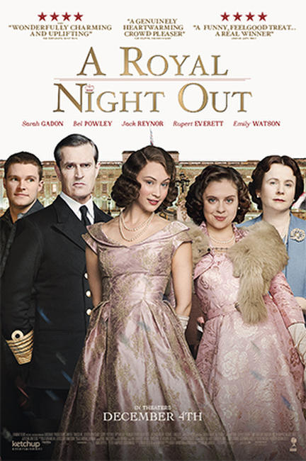 A Royal Night Out Photos + Posters