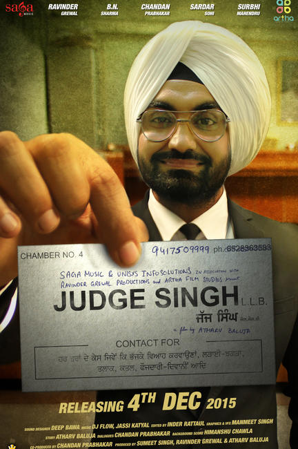 Judge Singh LLB Photos + Posters
