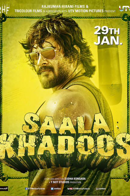 Saala Khadoos Photos + Posters