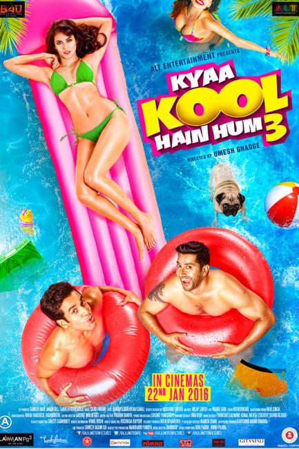 Kya Kool Hain Hum 3 Photos + Posters