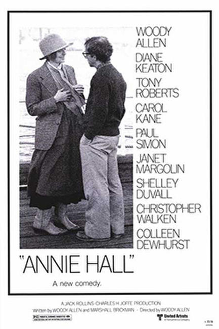 ANNIE HALL/THE PURPLE ROSE OF CAIRO Photos + Posters