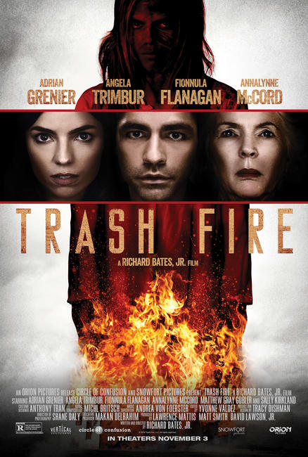 Trash Fire Photos + Posters
