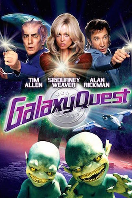 GALAXY QUEST/THE HITCHHIKER'S GUIDE TO THE GALAXY Photos + Posters