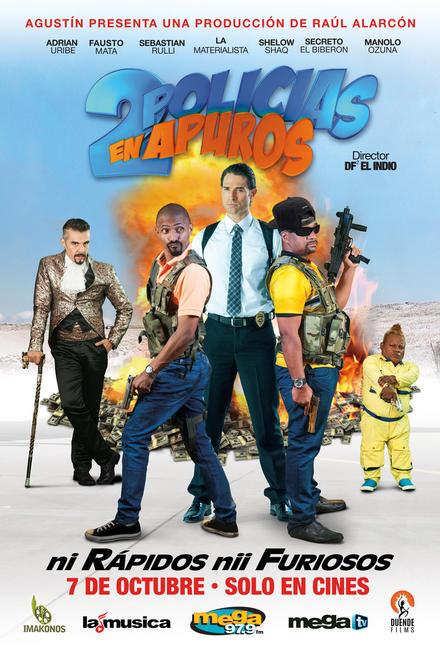 Dos Policias en Apuros Photos + Posters