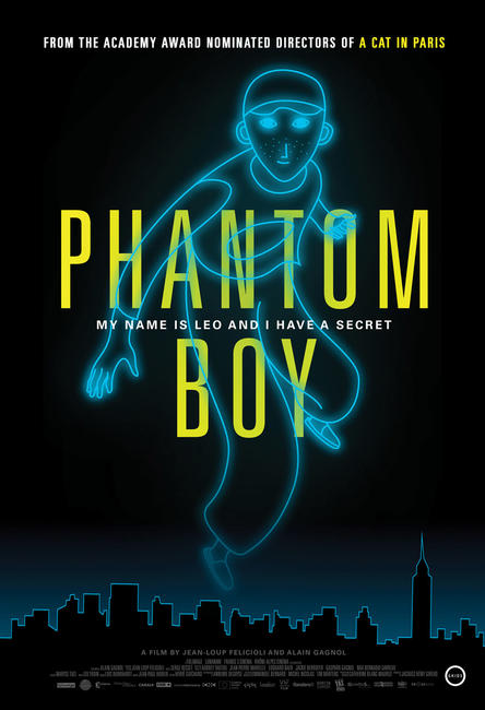Phantom Boy Photos + Posters
