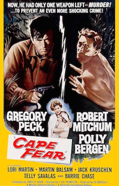 Cape Fear/Spellbound Photos + Posters