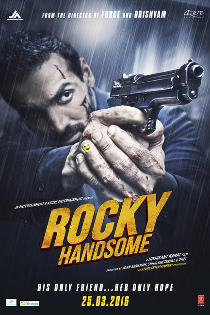 Rocky Handsome Photos + Posters