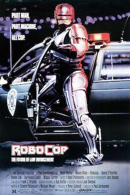 Robocop / The Terminator / R.O.T.O.R. Photos + Posters