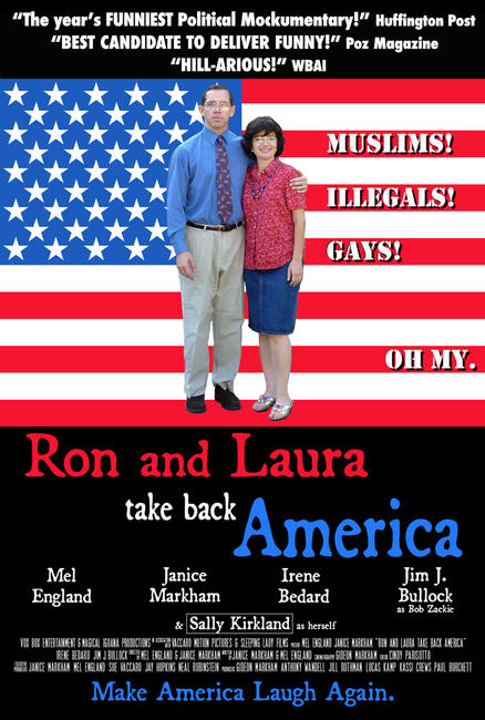 Ron and Laura Take Back America Photos + Posters