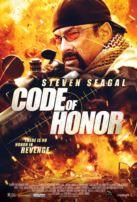 Code of Honor (2016) Photos + Posters