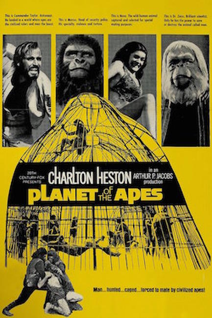 Planet Of The Apes/Revenge From Planet Ape Photos + Posters