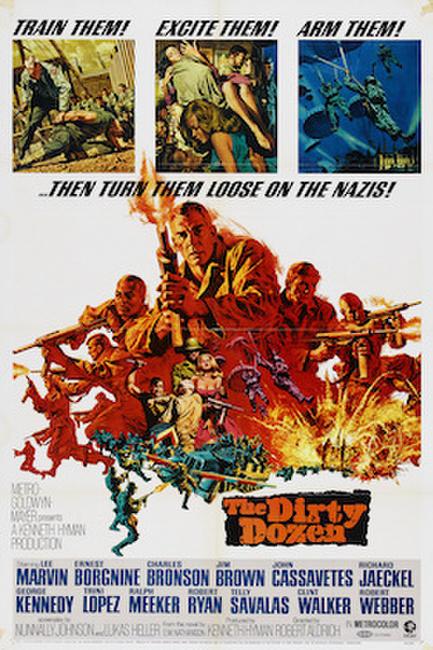 The Dirty Dozen/Earthquake Photos + Posters
