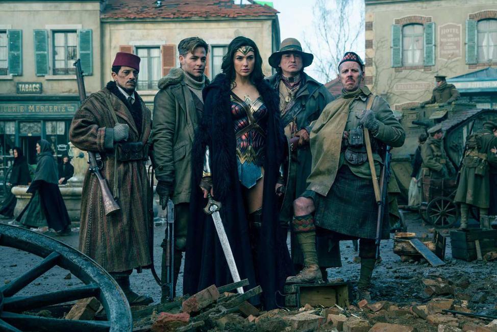 Wonder Woman Photos + Posters
