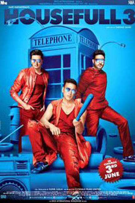 Housefull 3 Photos + Posters