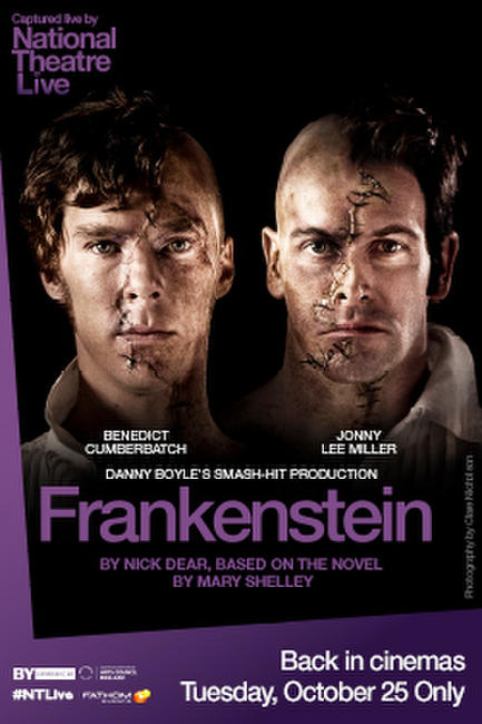 NT Live: Frankenstein 2016 Encore Photos + Posters