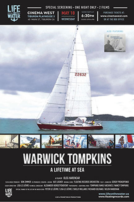 Life on the Water - Double Feature About Warwick Tompkins Photos + Posters