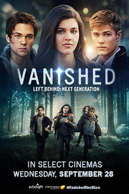 Vanished: Left Behind Next Gen Photos + Posters