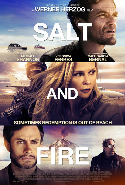 Salt and Fire Photos + Posters