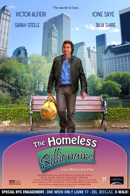 The Homeless Billionaire Photos + Posters