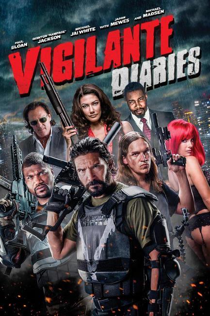 Vigilante Diaries Photos + Posters