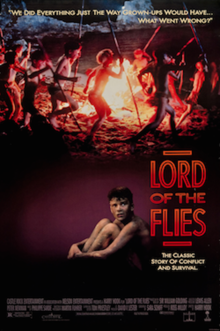 Lord of the Flies/Battle Royale Photos + Posters