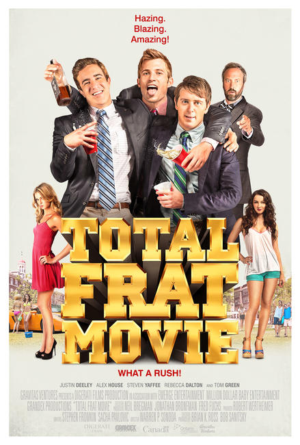 Total Frat Movie Photos + Posters