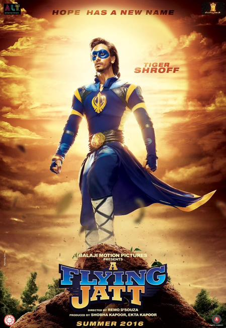 A Flying Jatt Photos + Posters