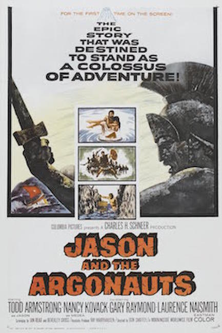 Jason and the Argonauts/ The 7th Voyage of Sinbad Photos + Posters