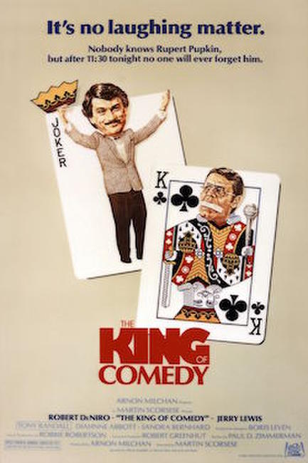 The King of Comedy/ Funny Bones Photos + Posters