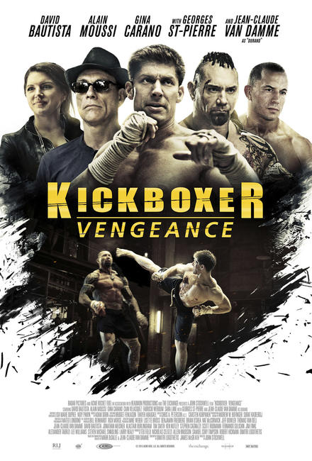 Kickboxer: Vengeance Photos + Posters
