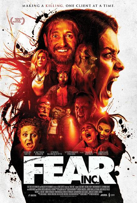 Fear, Inc. Photos + Posters