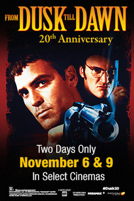 From Dusk Till Dawn 20th Anniversary Photos + Posters