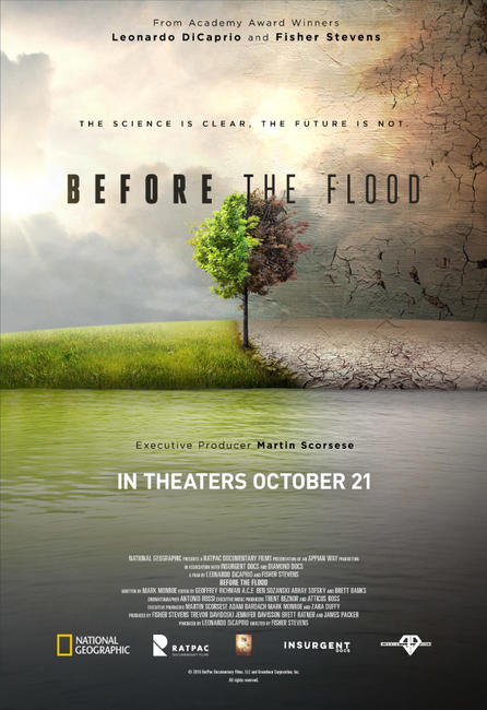 Before the Flood Photos + Posters
