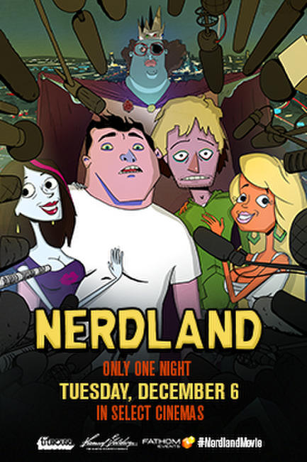 Nerdland: The Special Event Photos + Posters