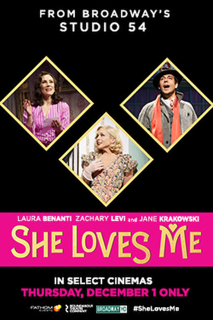 She Loves Me Photos + Posters