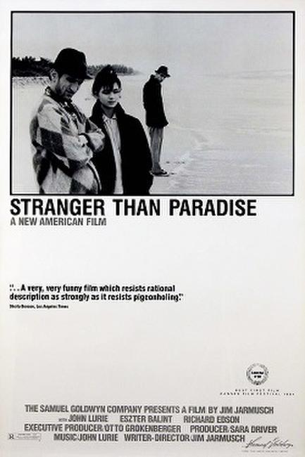 Stranger Than Paradise/Mystery Train Photos + Posters