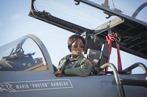 'Captain Marvel' Set Visit: Get To Know Lashana Lynch, Captain Marvel's BFF