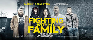 Watch Exclusive 'Fighting With My Family' Clip: On the Phone
