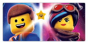 <b>'The Lego Movie 2: The Second Part' Sweepstakes</b>