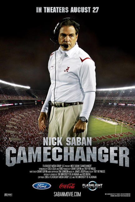 Nick Saban - Game Changer Photos + Posters