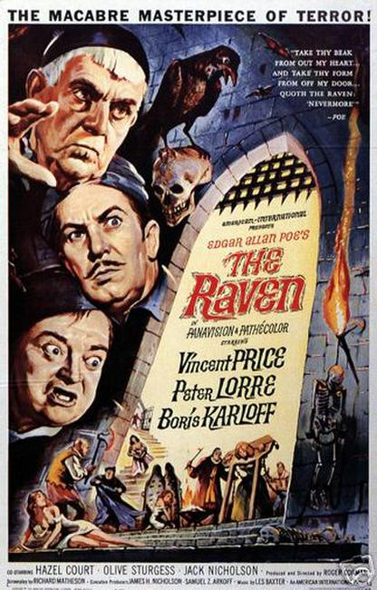 The Raven/Masque of the Red Death Photos + Posters