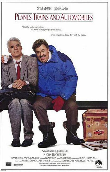 Planes, Trains, and Automobiles / Hannah and Her Sisters Photos + Posters