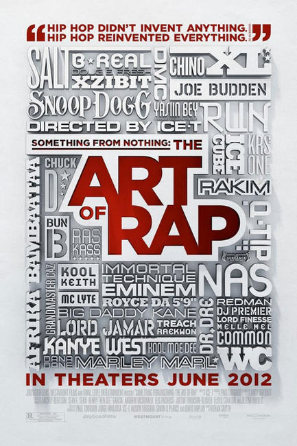 Something From Nothing: The Art of Rap Photos + Posters