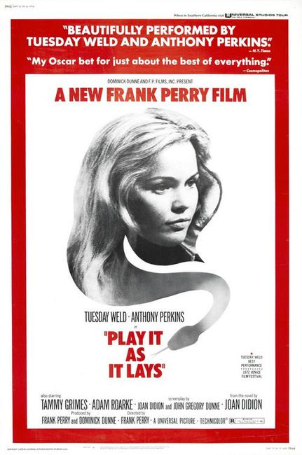 Play It As It Lays / The Projectionist Photos + Posters