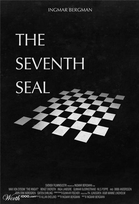 The Seventh Seal / Extremely Loud & Incredibly Close Photos + Posters