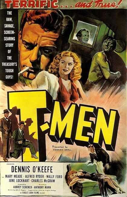 T-Men / Strange Impersonation Photos + Posters