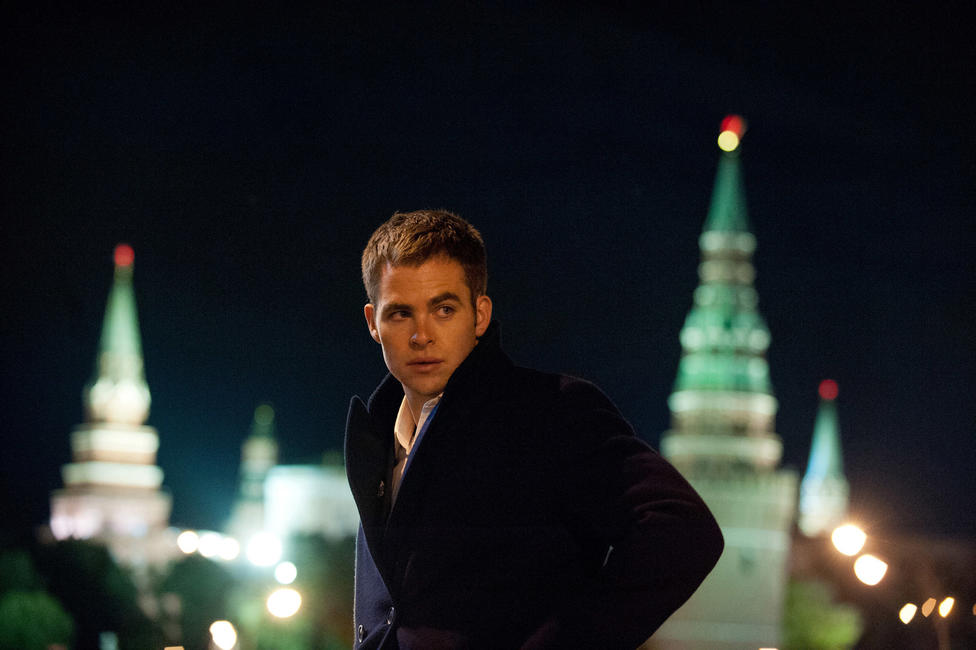 Jack Ryan: Shadow Recruit Photos + Posters
